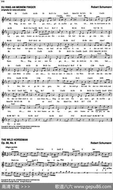 TheRealLittleClassicalFakeBook(P301-320)