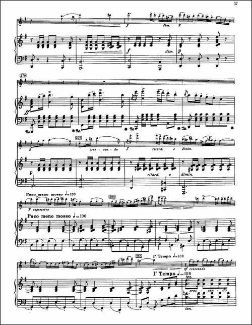 Fantaisie-Sur-Le-Freyschutz-魔弹射手幻想曲-长笛五线谱|长笛谱
