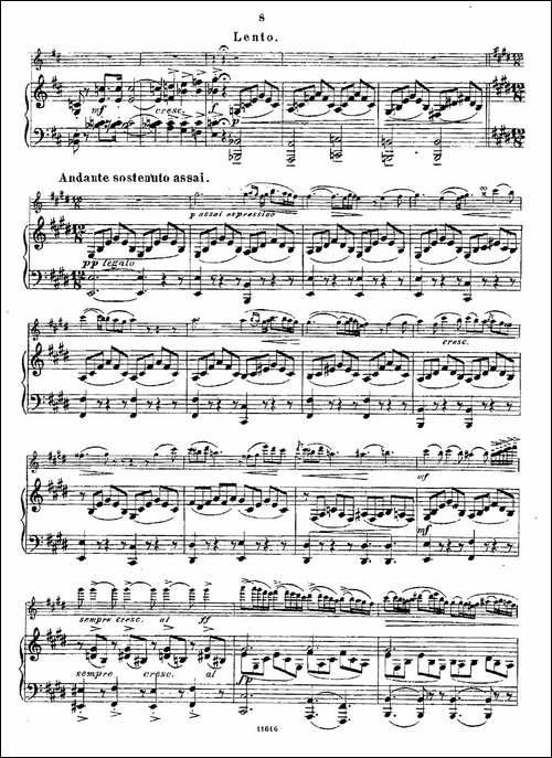 Opern-Transcriptionen.Op.45-2-长笛+钢琴伴-长笛五线谱|长笛谱