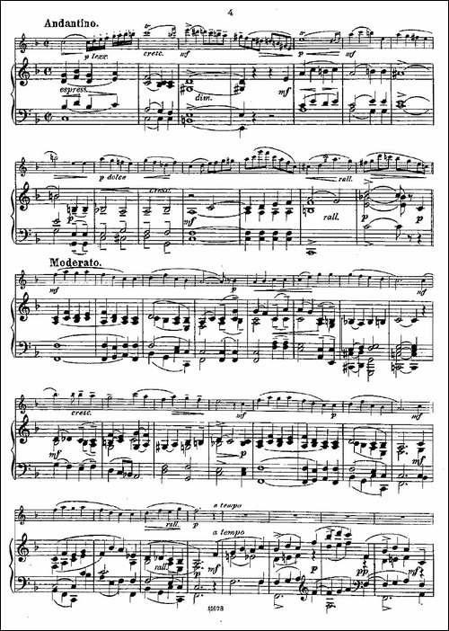 Fantaisies-nationales.-Op.-59,-1.--长笛+钢-长笛五线谱 长笛谱